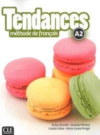 Tendances A2 podręcznik