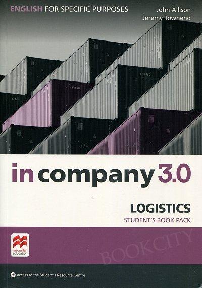 In Company 3.0 ESP Logistics podręcznik
