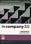 In Company 3.0 ESP Logistics Książka ucznia + kod online