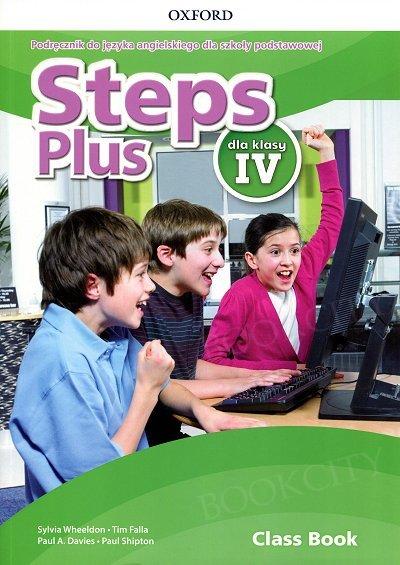 Steps Plus dla klasy 4 podręcznik