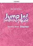 Jump In! Starter książka nauczyciela