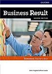 Business Result 2nd edition Elementary książka nauczyciela