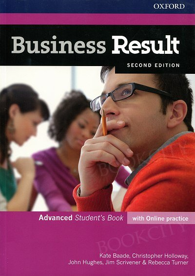 Business Result 2nd edition Advanced Student's Book with Online Practice