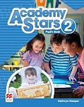 Academy Stars 2 Student's Book + kod online