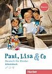 Paul, Lisa & Co Starter Zeszyt ćwiczeń
