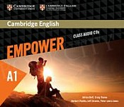 Empower Starter Class Audio CD