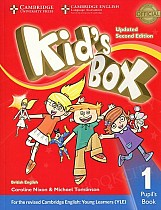 Kid's Box 1 (Updated 2nd Ed) Pupil's Book