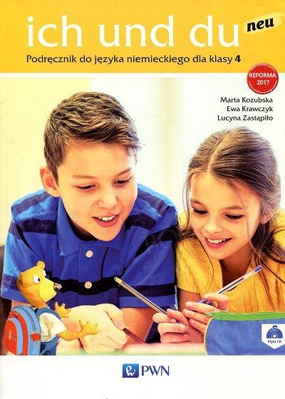 ich und du neu dla klasy 4 (reforma 2017) podręcznik