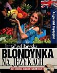 Blondynka na językach Angielski Brytyjski Książka+mp3CD