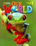 Our World 1 Lesson Planner + CD-Audio + Teachers Resouce CD-ROM
