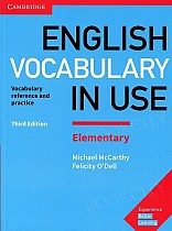 English Vocabulary in Use: Elementary. 3rd edition Book with answers