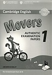 Cambridge English Movers 1 (2017) Answer Booklet