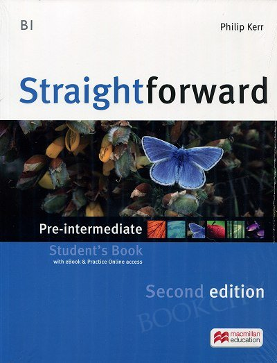 Straightforward 2nd ed. Pre-Intermediate podręcznik