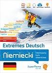 Extremes Deutsch Niemiecki Intensywny Kurs Słownictwa - poziom zaawansowany C1 i biegły C2 Książka + kod dostępu