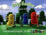 Baby Beetles - poziom początkowy - zestaw do domu BOX Kuferek - 4 książeczki + 4DVD + 4CD