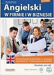 Angielski w firmie i w biznesie + CD Poziom B1-B2 Book + CD MP3