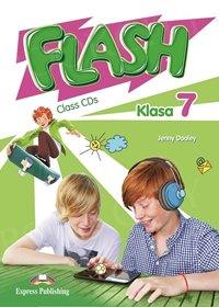 Flash Klasa 7 Class Audio CDs (set of 3)
