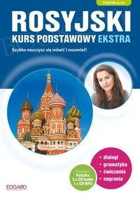 Rosyjski Kurs podstawowy Extra