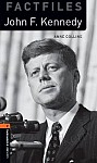 John F Kennedy Book with Audio CD