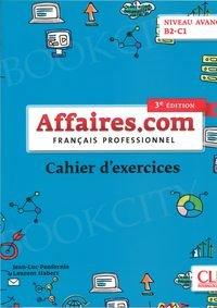 Affaires.com Niveau Avancé 3e édition Ćwiczenia
