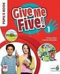 Give Me Five! 1 podręcznik