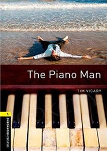 The Piano Man Book