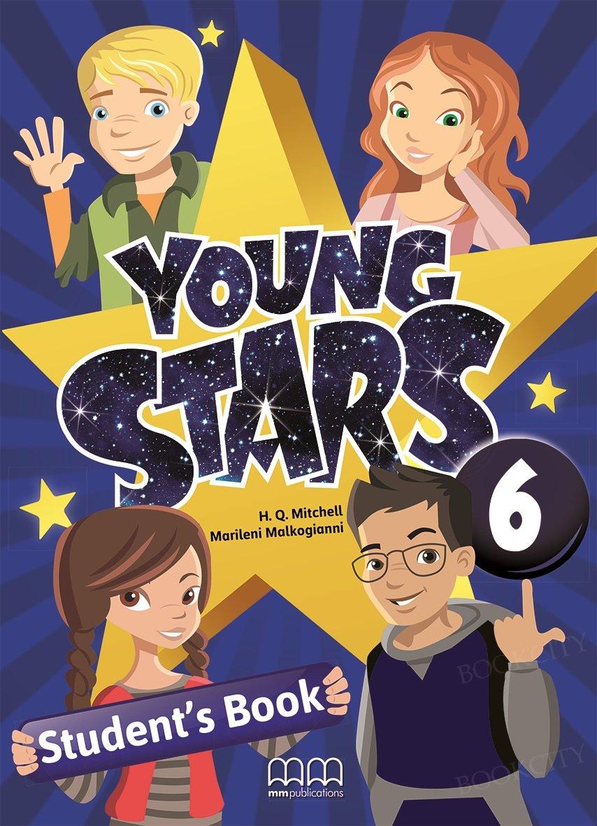 Young Stars 6 ćwiczenia