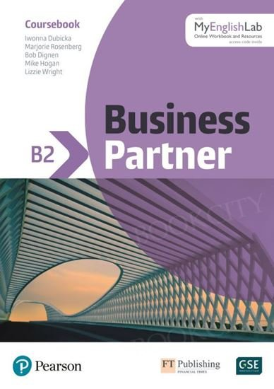 Business Partner B2 Coursebook with MyEnglishLab