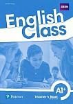 English Class A1+ książka nauczyciela