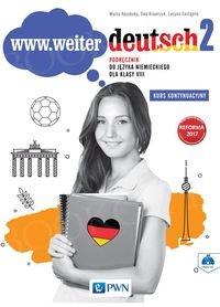 www.weiter deutsch 2 podręcznik