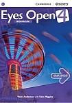 Eyes Open 4 Workbook + Online Practice
