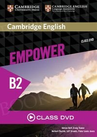 Empower Upper Intermediate Class DVD