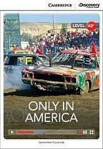 Only in America Low Intermediate Book with Online Access
