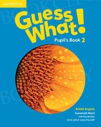 Guess What! 2 podręcznik