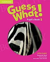Guess What! 5 podręcznik