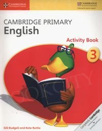 Cambridge Primary English 3 ćwiczenia