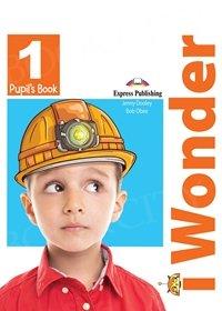 I Wonder 1 Pupil's Book + I-ebook
