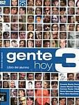 Gente Hoy 3 Podręcznik + CD