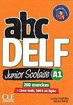 ABC DELF junior scolaire A1 Książka + DVD + zawartość online