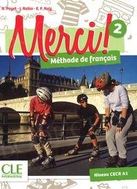 Merci 2 podręcznik