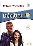 Decibel 4 Ćwiczenia + CD