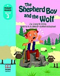 The Shepherd Boy and the Wolf Student's Book (bez płyty)