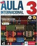 Aula Internacional 3 (szkoły ponadgimnazjalne) Podręcznik + CD mp3
