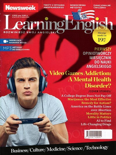 Newsweek Learning English nr 5/18