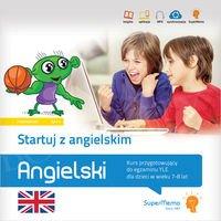 Startuj z angielskim. Starters Kurs przygotowujący do egzaminu YLE Starters dla dzieci w wieku 7-8 lat. Książka + kod dostępu