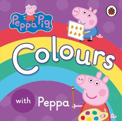 Peppa Pig Colours