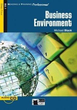 Business Environment Book+CD