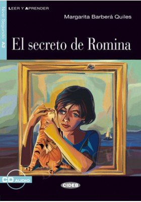 El Secreto de Romina Książka+CD