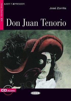 Don Juan Tenorio Książka+CD