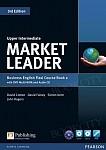 Market Leader 3rd Edition Upper-Intermediate Coursebook & DVD-ROM Pack FLEXI 2
